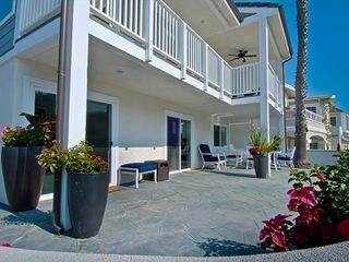 Newport Beach condo photo - Front Patio