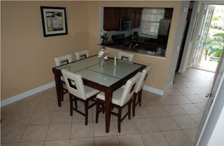 Ruskin townhome photo - Dining area