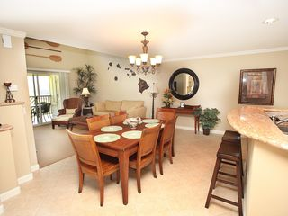 Waikoloa Beach Resort condo photo - Spacious dining area for entertaining and relaxing