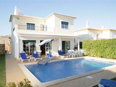 3 Bedroom Villa with Pool close to glorious large sandy beach