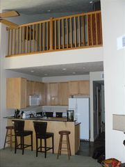 Crestview condo photo - Upstairs/downstairs