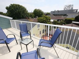 Outdoor Deck from 5th bedroom - Manhattan Beach house vacation rental photo