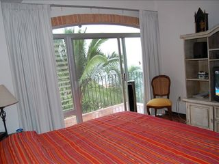 Puerto Vallarta condo photo - Very comfortable King Bed with Garden Ocean View