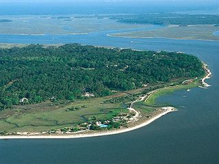 Daufuskie Island villa photo - Bloody Point Beach on Atlantic Ocean/Calibogue Sound