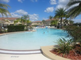 Oakwater townhome photo - Lagoon style pool - starting from 0 foot high...perfect for infants