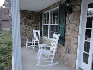 Shawnee house photo - Relax with a cup of coffee/tea in this quiet peaceful setting.
