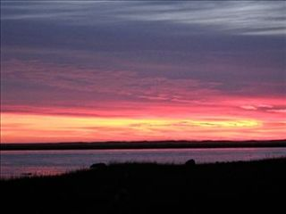 Eastham house photo - Start your day watching the sunrise.....