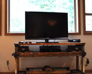 Incline Village house photo - HDTV, Bluray, Sound system for iPad/iPhone/iPod