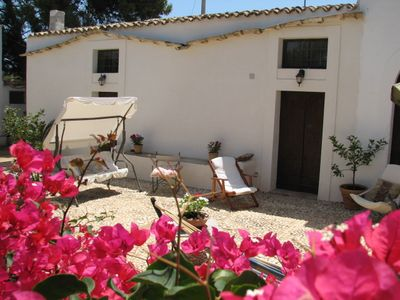 Baglio San Marco-Elegant Sicilian Dwelling near the sea for nature's lovers