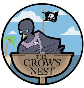The Crow's Nest, Downtown Puerto Jimenez, the Cradle of Western Civilizatio