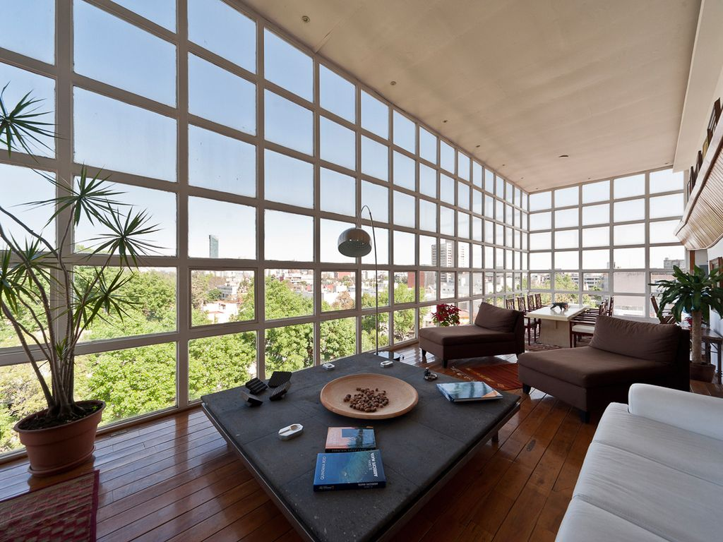 Big Penthouse Unmatched View Park Homeaway Mexico City