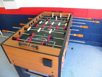 Up for a game of foos ball?