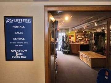 Ski Rental Shop at Aspens