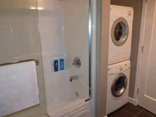 Victoria condo photo - Washer/Dryer
