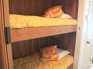 Seacrest Beach condo photo - Built-in bunk bed for two