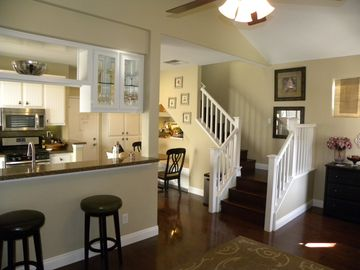 Tustin house rental - The cozy Cottage at Lane's End