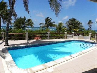 St. Croix house photo - Private fresh water pool -