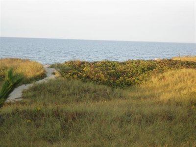 Beach View -Nantucket Sound