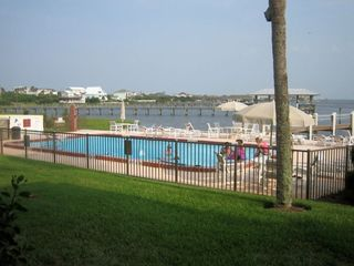 Point Matanzas pool on intracoastal