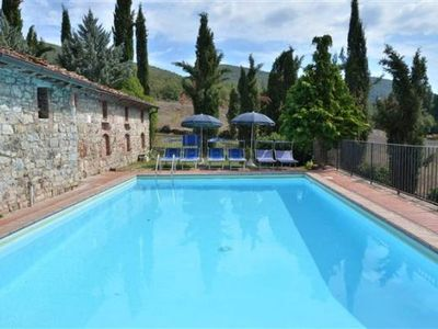Five Bedroom Private Villa Chianti  Villa Mulino is a charming country house immersed in the wonderful