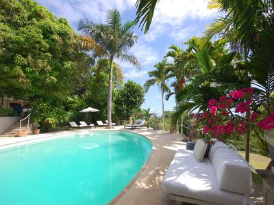 Coconut Cottage - Private/Staffed Villa W/ Round Hill Mem.