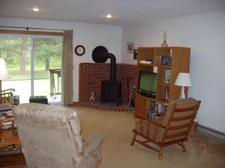 North Conway condo photo - Living room