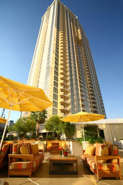 Las Vegas condo rental - Our condo is located in the MGM Signature Tower #3