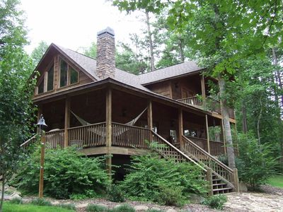 Vacation rentals by owner ellijay georgia for Ellijay cabins for rent by owner