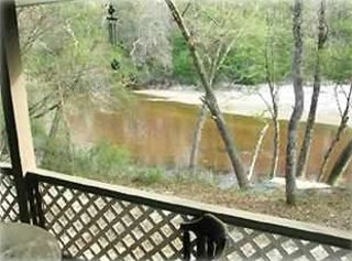 Uncle Ralph's House on Beautiful Red Creek! Large Home w Privately Owned Beach