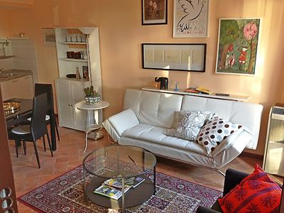 Lovely apartment in Lucca, great location, parking lot!
