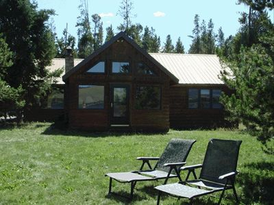 Cabins vacation rentals by owner west yellowstone montana for Yellowstone cabins west yellowstone
