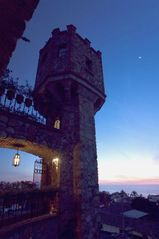 Puerto Vallarta villa photo - Tower at Dusk