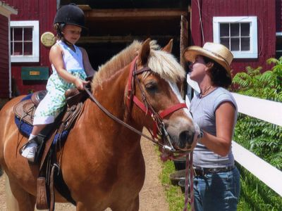 pony rides-fun for the whole family