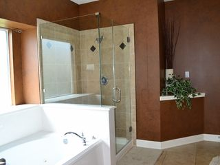 Houston house photo - Master Bathroom with Jacuzzi Tub and Shower