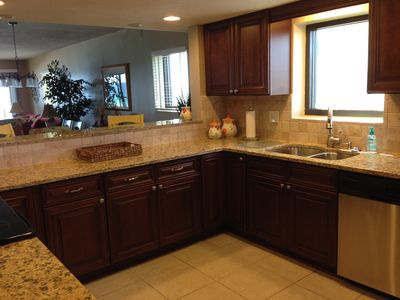 Gulf Front , 2BR/2BA End Unit -Recently Re-modeled -Book Now for Fall