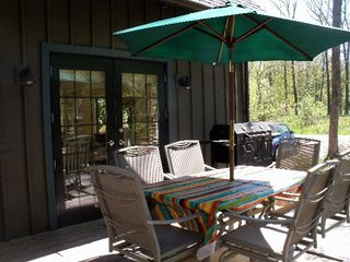 New Buffalo cottage photo - Outdoor Patio