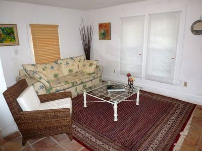 Historic Fort Myers Downtown River District - B & B Feel