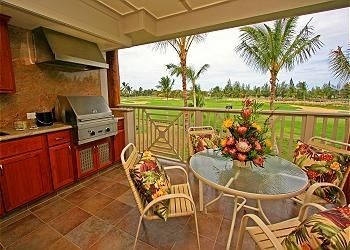 Lovely Lanai has spectacular sunset, sunrise, golf course, mountain & lake views