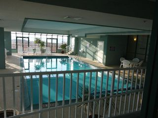 Makai Ocean City condo photo - indoor pool