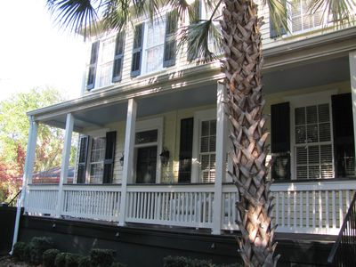 Charleston house rental - Carriage House