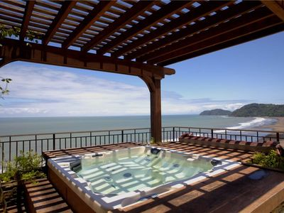 Private Jacuzzi on your terrace at Yang at Vista Las Palmas