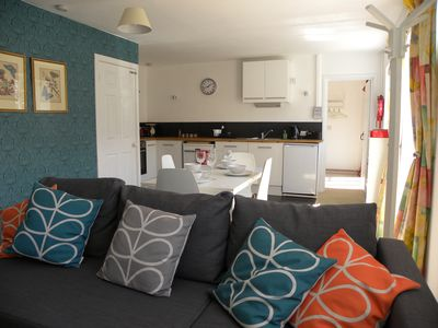 The Shippon -  A bright, ground floor, one bedroom apartment in rural Devon