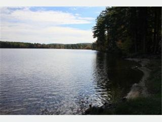Bridgton house photo - View of lake