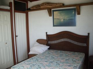 Great Exuma cottage photo - Boat House Bed room