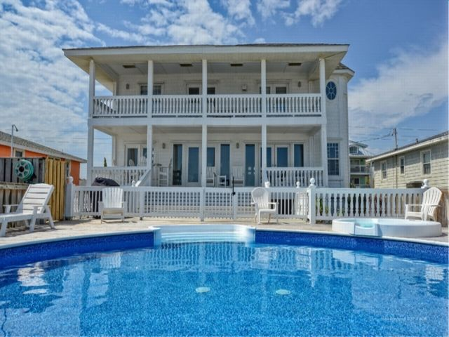 Big Mansions With Pools On The Beach top 50 kure beach vacation rentals - vrbo
