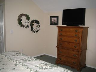 Branson condo photo - Magnolia Bedroom, dresser and tv