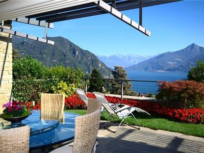 Apartment for 6 people, with swimming pool, in Menaggio