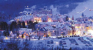Tremblant in Winter