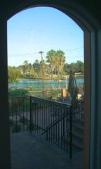 Silver Lake apartment photo - Out the living room window