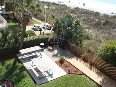 Windy Hill condo rental - Picnic area